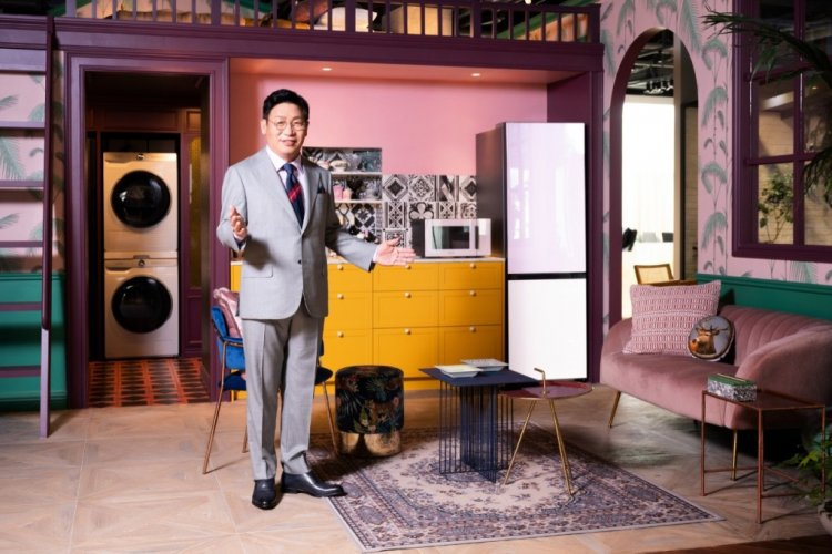 Samsung Announces Global Expansion of Bespoke Device Range, Complete from Kitchen Furniture To Shoe Cabinets