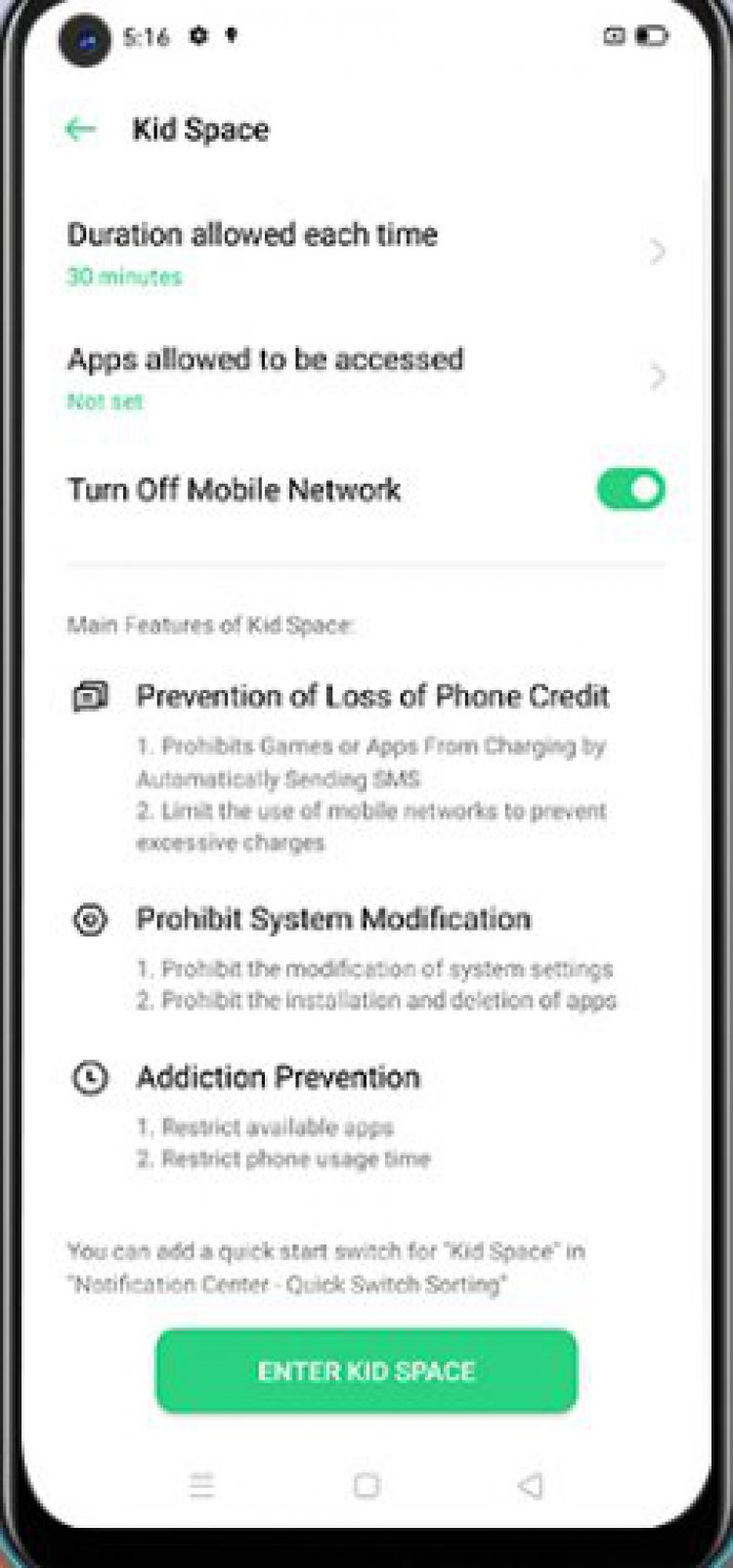 How To Monitor Your Kids or Siblings Using Smartphones the OPPO A74