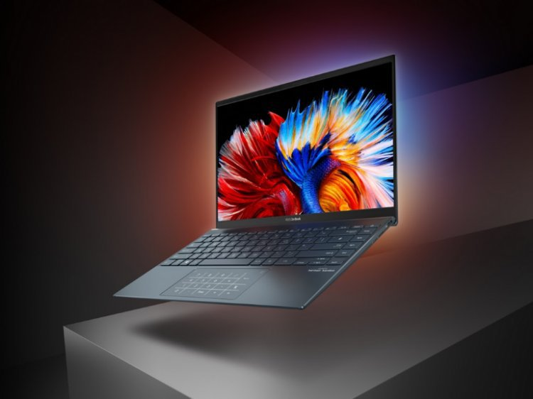 Asus Zenbook 13 OLED: ultraportables that put your eyes on it!