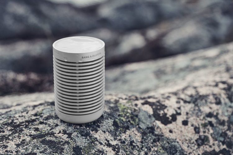 B&O's Newest Bluetooth Speaker Excels in Highly Durable Battery and Waterproof Body