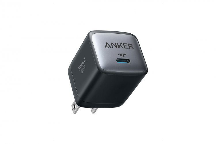 Anker Launches Nano II, Charger GaN the Second Generation with a Tiny More