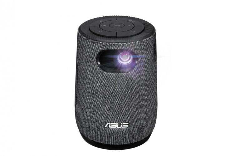 Asus ZenBeam Latte L1 Is The Projector At Once Bluetooth Speaker Intangible Unique