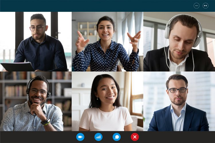 How to get the best out of online video meeting apps