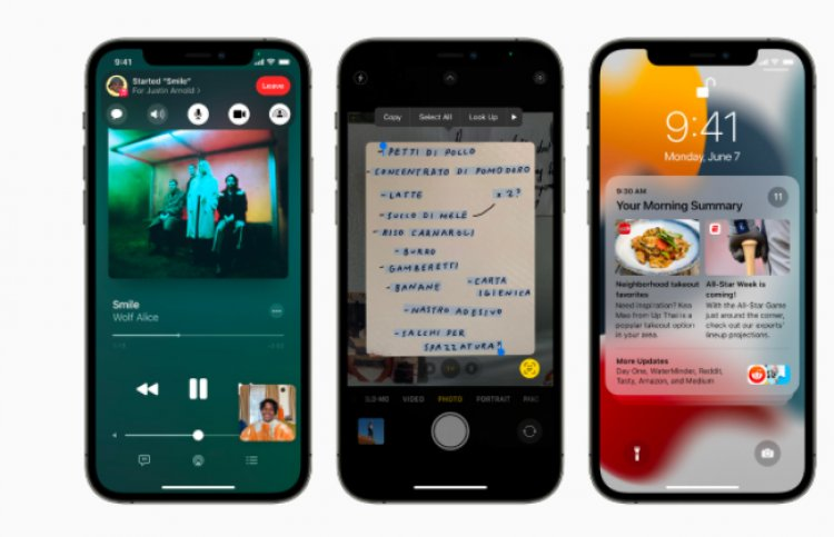 iOS 15: what's new, interface and release date, we tell you all about the update