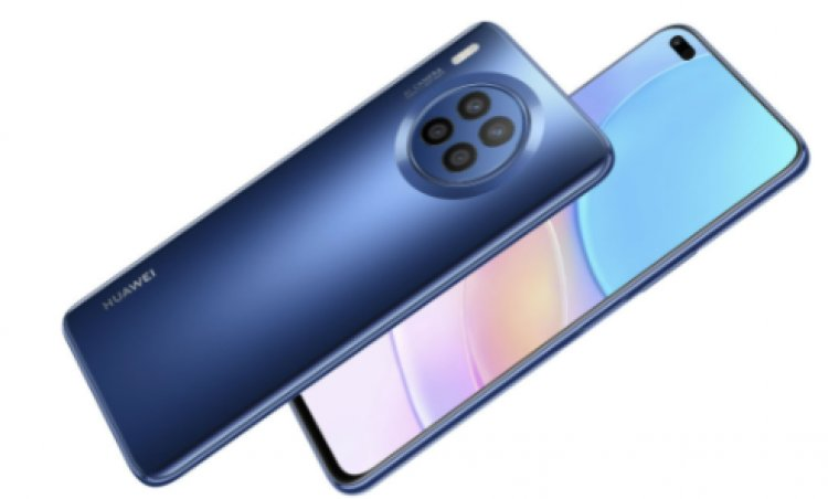 Huawei Nova 8i Released, Superior to Ultra Thin Bezels and 66W Fast Charging Support