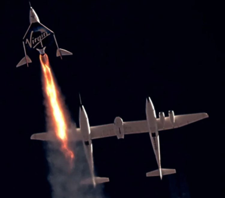 Virgin Galactic Successfully Flies Its Founder into Space, Indicative of Bright Prospects of Space Tourism