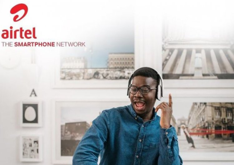 How to buy airtel credit via Mpesa