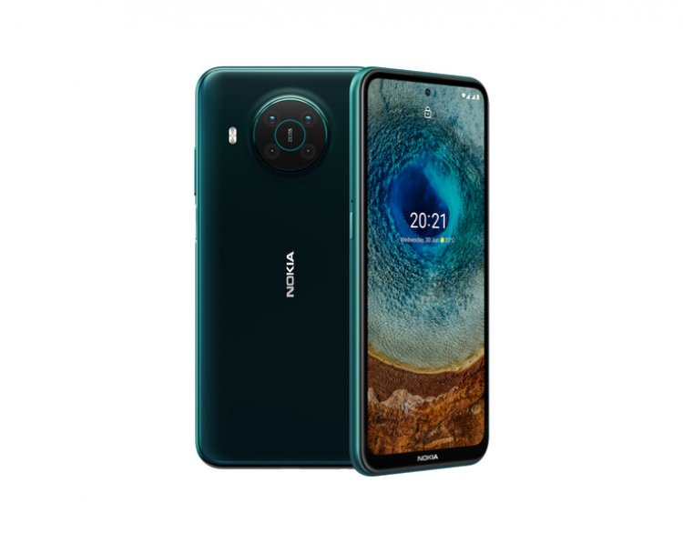 Nokia X10 price in Kenya and specifications: A Reliable 5G phone with four cameras